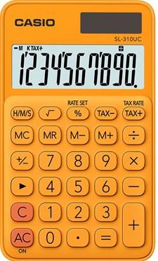 Casio miniräknare SL-310UC RG