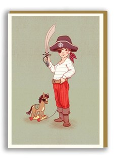 Kortti ja kirjekuori Ahoy There Nineteenseventythree