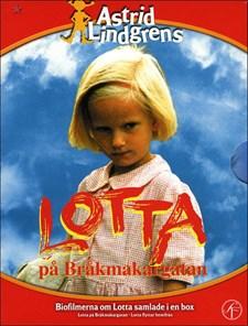 Lotta på Bråkmakargatan (2-disc) Box
