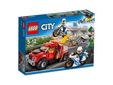 Trubbel med bärgningsbil, LEGO City Police (60137)