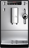 Melitta Caffeo Solo & Perfect Milk Kaffemaskin Silver/Svart