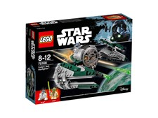Yodas Jedi Starfighter, Lego Star Wars (75168)