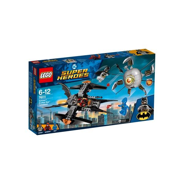 Batman™  Brödher Eye™ Takedown  LEGO Super Heroes (76111)  Lego