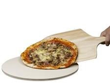 Funktion Paistokivi Pyöreä ja Pizzalapio 37.5 cm