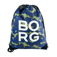 Borg Gymbag, Blå Camouflage, Björn Borg