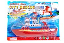 Räddningsbåt, Summertime