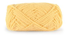 Knit At Home Nordic Wool Garn Ullgarn 100 g Ljus Gul 722