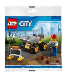 LEGO Minifigur med tillbehör, Lego City (30348)