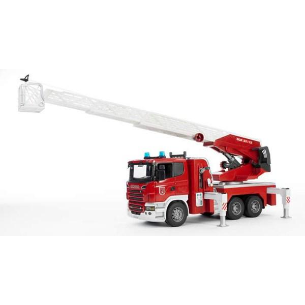 Megastor Scania Brandbil, Bruder