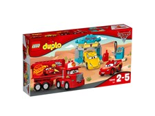 Flooran kahvila, LEGO DUPLO Cars (10846)