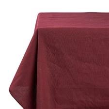 Pellavaliina viininpunainen 140x270 cm