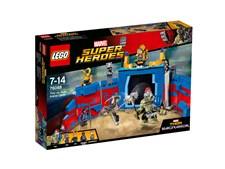 Thor mot Hulk: arenadrabbning, LEGO Super Heroes (76088)
