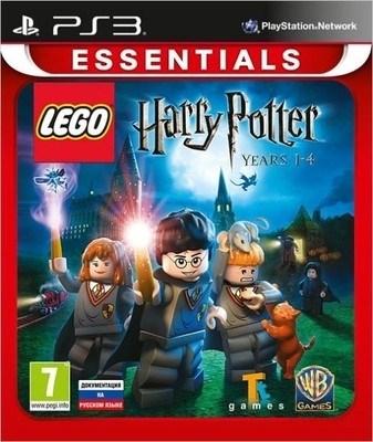 Lego Harry Potter - Years 1-4 Essentials  Warner Games