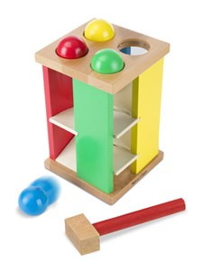 Pound & Roll Tower, Melissa & Doug