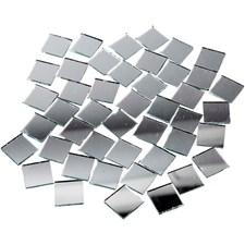 Peilimosaiikit, koko 16x16 mm, paksuus 2 mm, neliöt, 500kpl