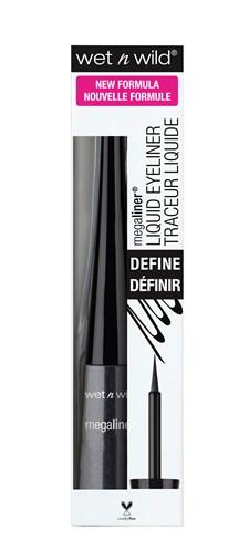 MegaLiner Liquid Eyeliner Black