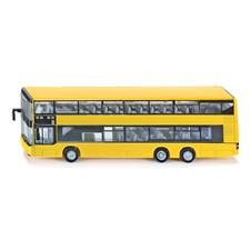 Dubbeldäckare buss, Siku