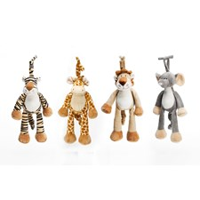 Speldosa Diinglisar Wild, Elefant, Teddykompaniet