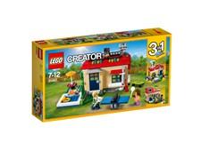 Lomalla moduuliuima-altaalla, LEGO Creator Buildings (31067)