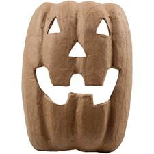 Halloweenmaske , H: 21,5 cm, B: 17 cm, 1stk.
