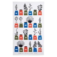 Kjøkkenhåndkle, Persons Kryddskåp, 47 x 70 cm, Multi, Almedahls