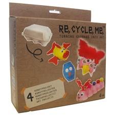 Eggekartong 2, Recycleme