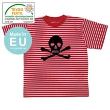 Randig pirat t-shirt, Small