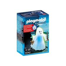 Borgspøkelse med regnbuefarget LED-lys , Playmobil Knights (6042)