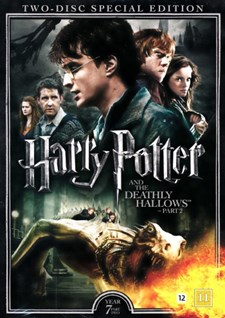 Harry Potter 7 Part 2 + Documentary (2-disc)