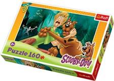 Scooby-Doo, Pussel 160 bitar, Trefl