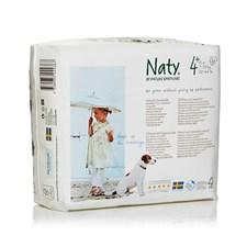 Blöja 4+ Maxi+, 25 st, Naty