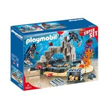 SuperSet Dyk med insatsstyrkan, Playmobil (70011)