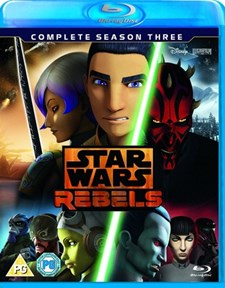 Star Wars - Rebels - Season 3 (Blu-ray)