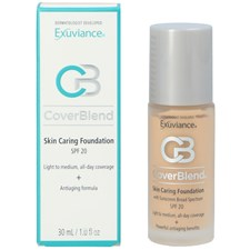 Exuviance Skin Caring Foundation SPF 20: Classic Beige 30ml