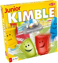 Junior Kimble, Tactic (SE/FI/NO/DK/EN)