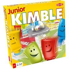 Junior Kimble, Tactic (SE/FI/NO/DK/EN)