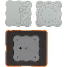 Fuse® - Designsett, str.  10x12  cm, 1 sett