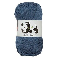 Viking of Norway Bamboo 50 gr Blå 623