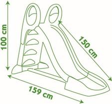 Rutschkana Toboggan GM, 150 cm, Smoby