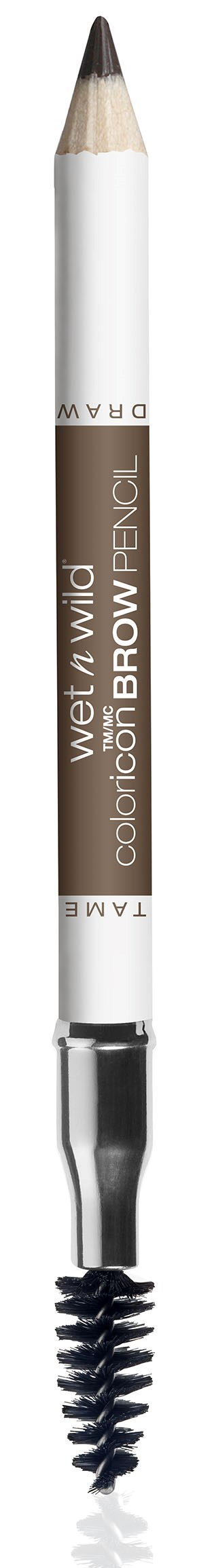Wet n' Wild ColorIcon Brow Pencil Brunettes Do It Better Kulmakynä