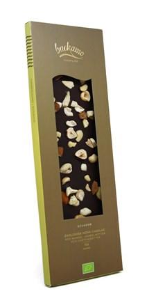 Backamo Choklad Mörk med Nötter Ekologisk 100 g