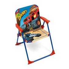 Campingstol, Blaze och monstermaskinerna