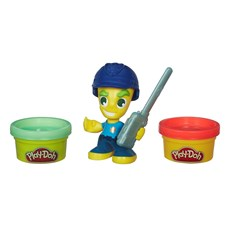 Police boy, Play-Doh Town