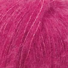 Brushed Alpaca Silk Drops design 25 g cerise 18