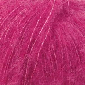 Drops Brushed Alpaca Silk Uni Colour Garn 25 g cerise 18