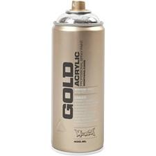 Spraymaling, 400 ml, sølv