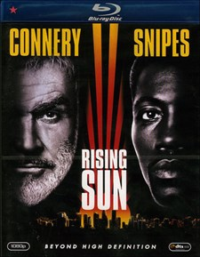 Blodröd sol (Blu-ray)