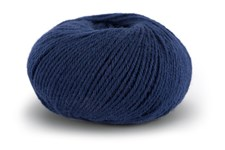 Knit At Home Classic SW Wool Ullgarn 50 g Marine 430