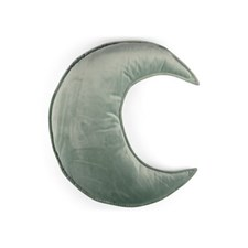 Kudde Sammet Måne, Grön, Form Living