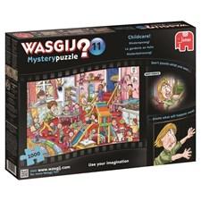 Pussel 1000 bitar, Childcare, Wasgij Mystery